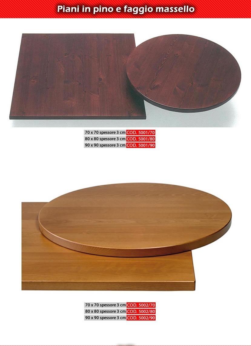 art. 400 piani tavoli varie misure