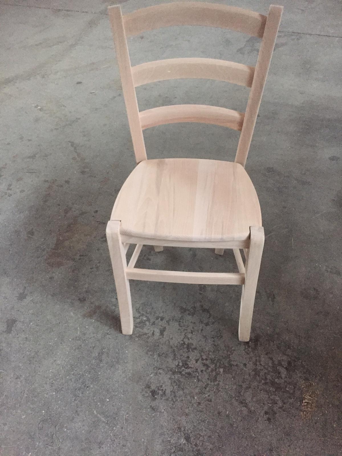 sedie arte povera