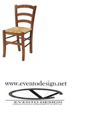 sedia venezia massello  +iva +trasporto, in paglia +iva +trasporto