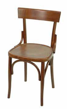 sedia milano  ARCHI COD.114 Dimensioni cm 81,5- Hs 46,0 -KG4,5