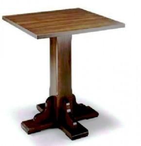 ART. PCL IN FAGGIO  VARIE DIM.Tavolo ideale per pub e ristoranti a tema dim piano disponibili 70 x70 80 x80 90 x 90 /70 tondo