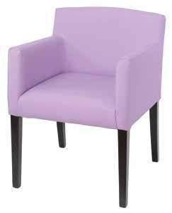 sedia con braccioli AIA 1202