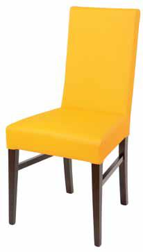 sedia SENZA braccioli AIA 12020