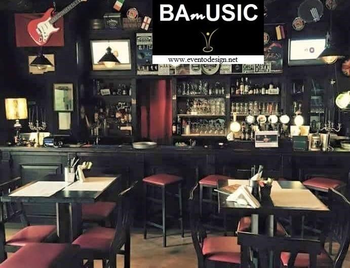 Servizi per realizzazioni pub realizzazione irish pub for Bar stile industriale