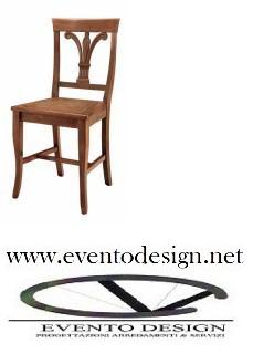 sedia giglio  massello  +iva +trasporto, in paglia +iva +trasporto, imbottita euro 6,45
