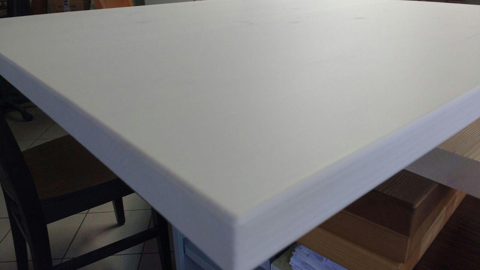 art. 90 gh tavolo laccato bianco o anilina bianco quadrato ma anche tondo
