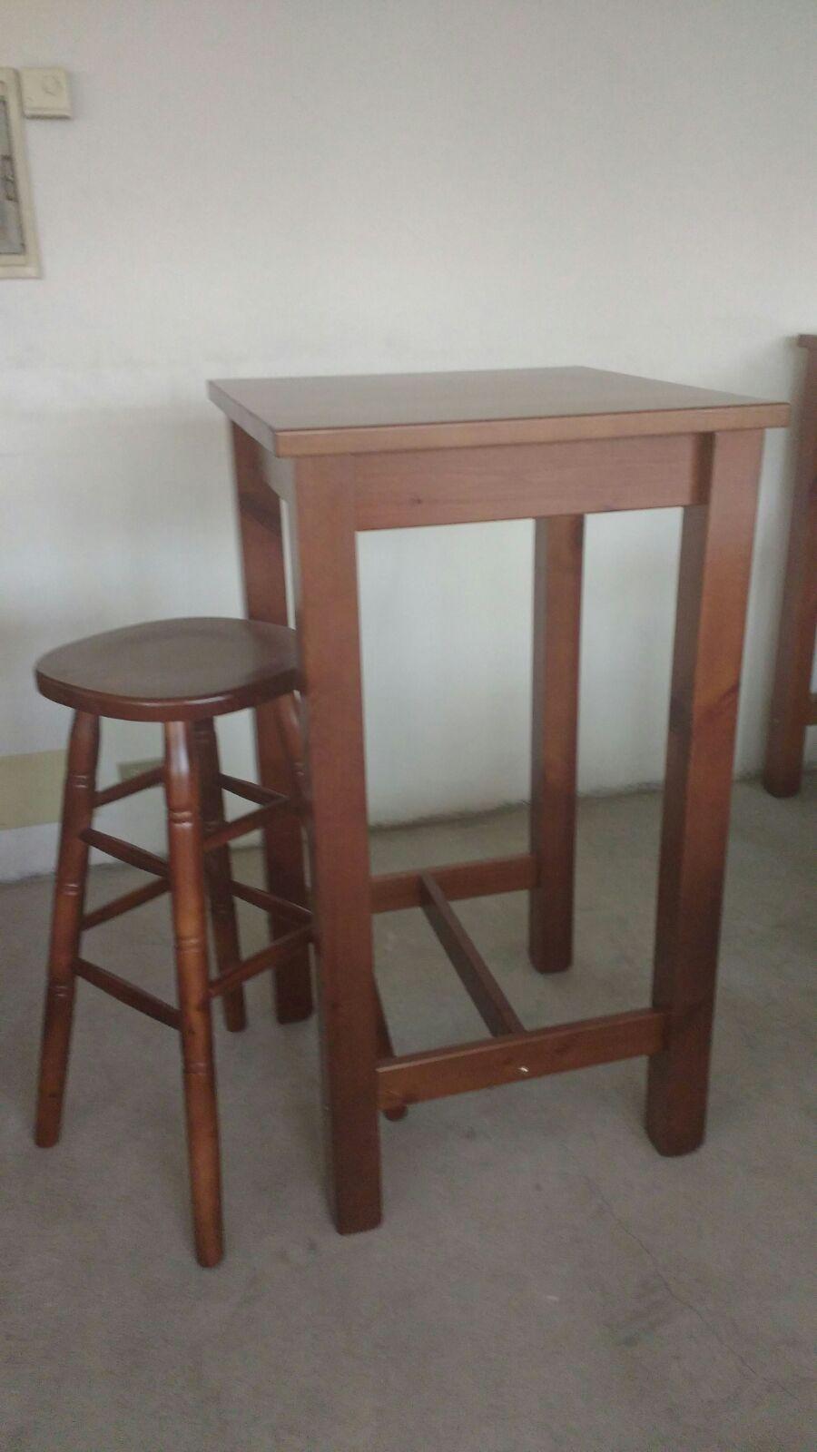 art bts 110x60x3 tavolo in pino tinta noce