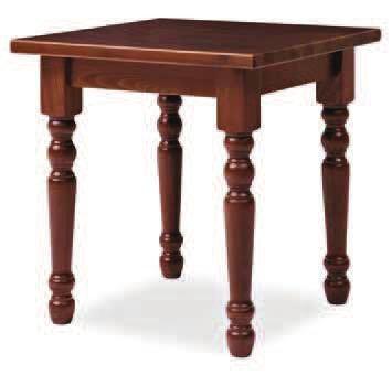art.100 tavolo 70x70