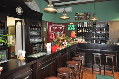 bancone irish pub