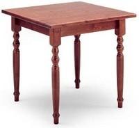 tavolo in pino 60x60x4 , gamba tornita, rogettazione irish pub, arredo irish  pub,arredo bar  www.eventodesign.net