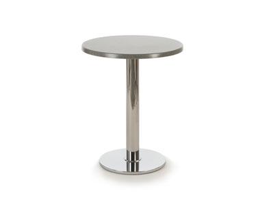 tavolo in polimero h.75 art. bb56