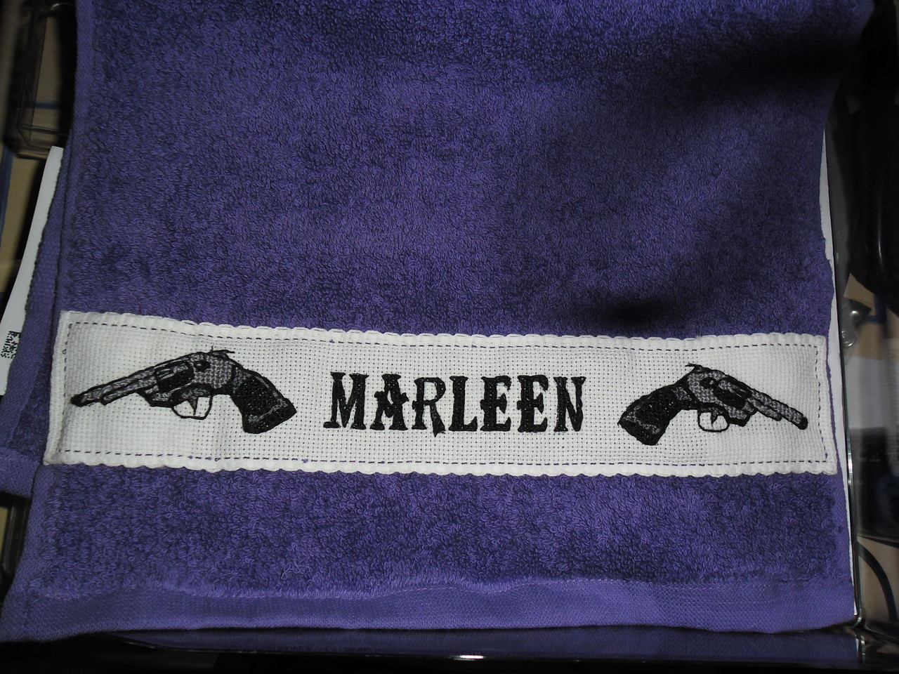 """Borduren """"Marleen"""""""