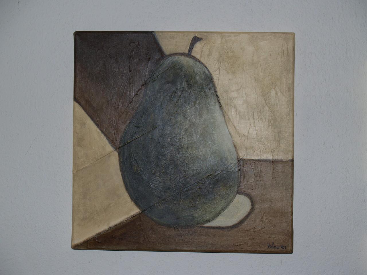 Peer (acryl op doek)