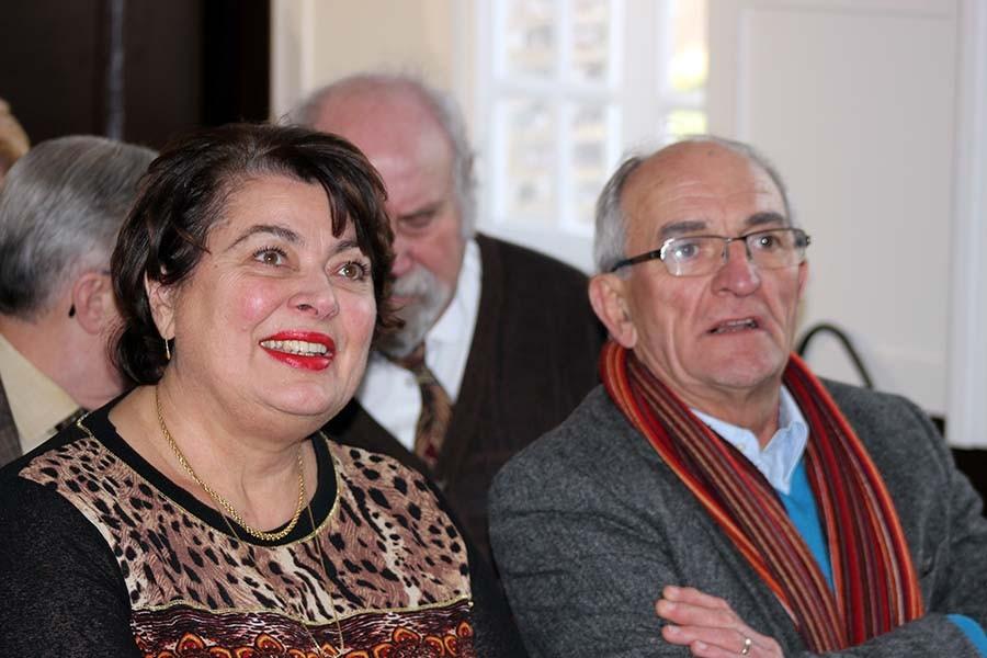 Madame Annie-Claude LEULIETTE, maire de Fressenneville