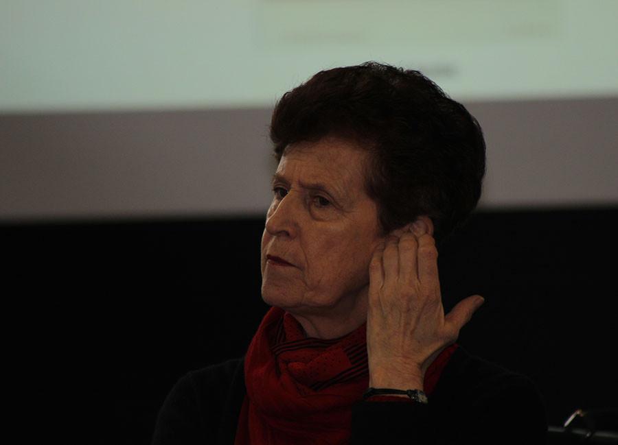 Monique Crampon, professeur de lettres à la faculté des Lettres de l'Université de Picardie Jules Verne à la retraite, directeur en 2014 de l'Académie des Sciences, Lettres et Arts : La présence de Robert Mallet dans les sociétés savantes d'Amiens