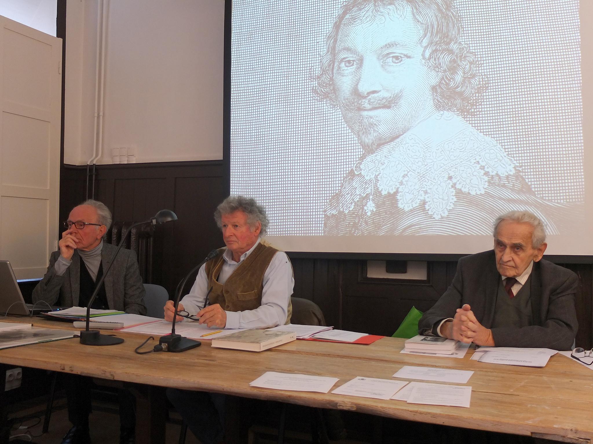 """""""Claude Mellan, les années parisiennes, 1636-1688"""" - Conférence de Philippe Tillier"""