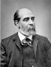 Hector Malot Photographie XIXe siècle. Photographe inconnu.