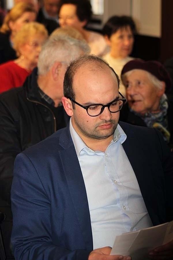 Monsieur Aurélien DOVERGNE, adjoint au maire délégué à la Culture et au Patrimoine de la ville d'Abbeville
