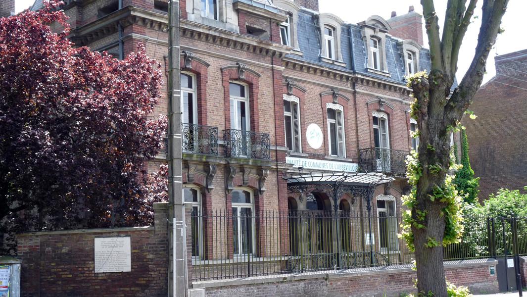 Maison des Associations (Photo Sylvie Gilliard)
