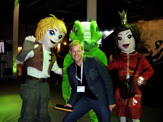 2stein Promotion Team Gamescom Köln