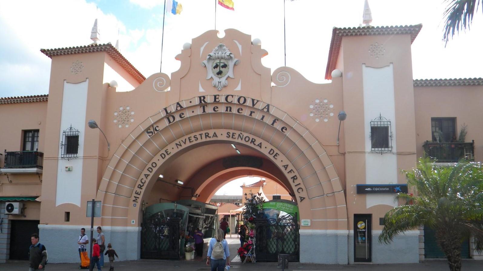 Markthalle Nuestra Señora de África