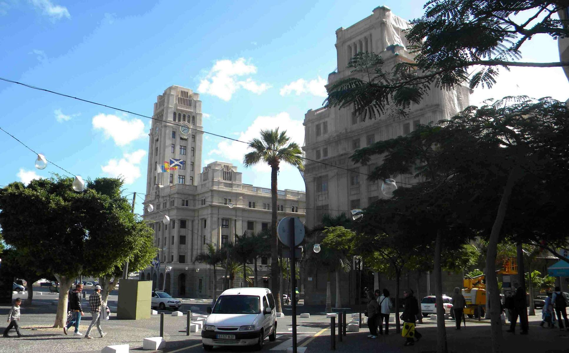 Cabildo Insular de Tenerife - Kommunalverwalrung