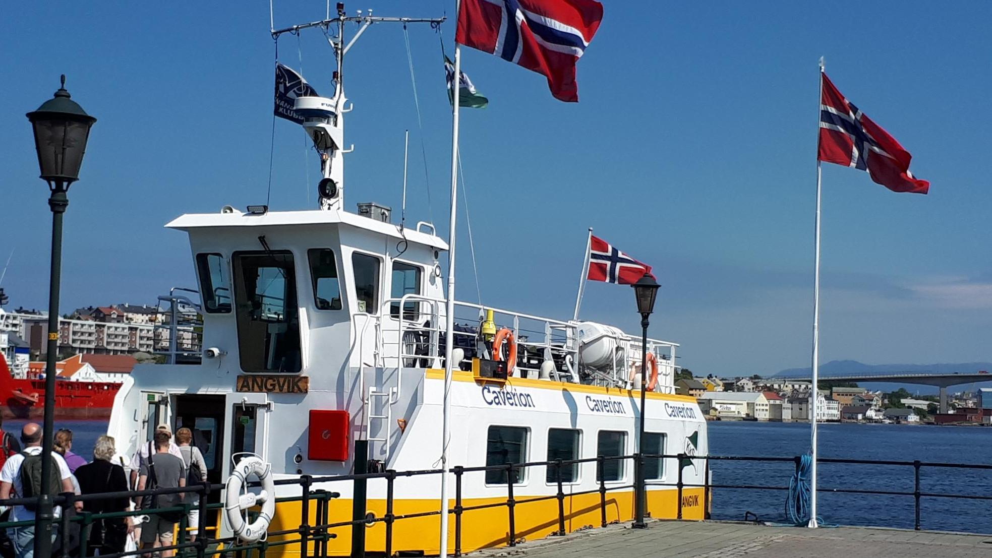 Fähre Sundbåten
