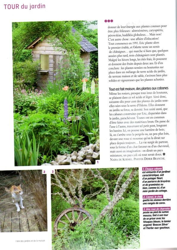 L 39 ami des jardins et de la maison site de jardindelaganille - Maison jardin tassin le havre ...