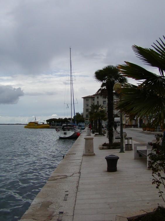 Stadthafen von Porec