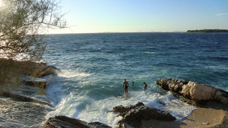 Wellenbad, nicht ungefährlich