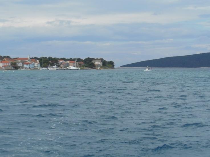 Hafen Nerezine Richtung Osor