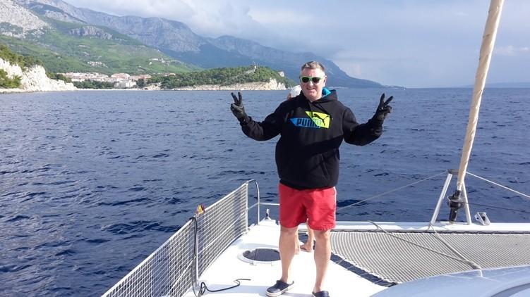 Mein Makarska - vom Wasser erobern ....
