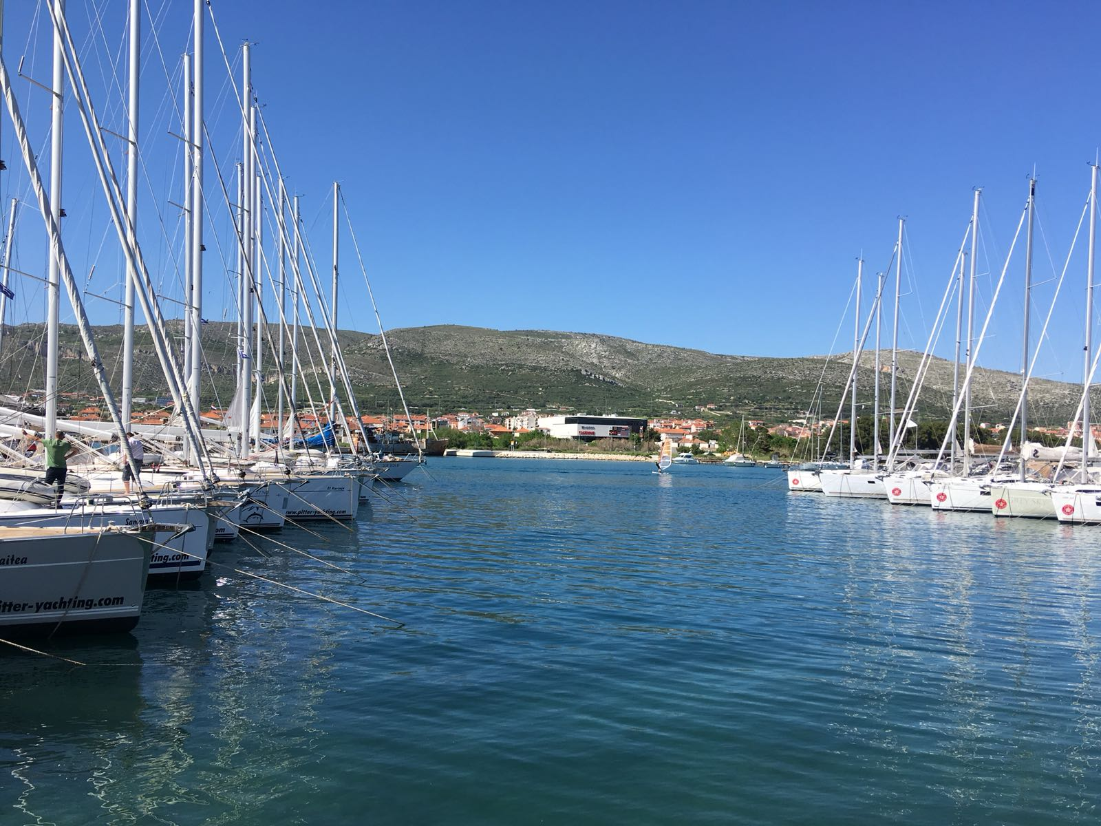 Marina Trogir SCT