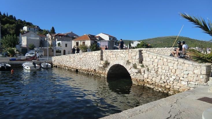 Verbindungsbrücke zur Altstadt