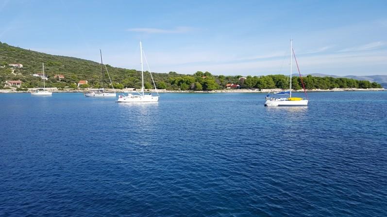 In der blauen Lagune ...