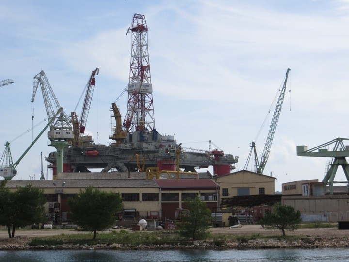 Werft Trogir
