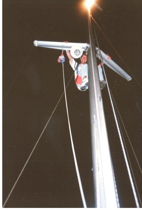Höhenflug von Erich