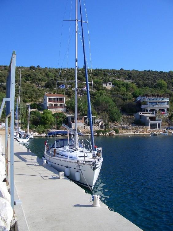 Hafen von Drvenik