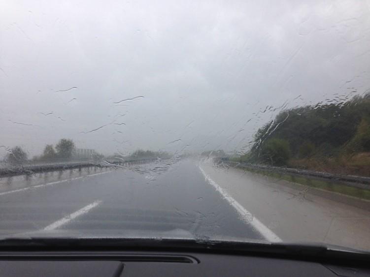 Regen, Regen, ......