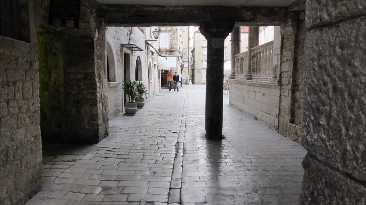 Trogir - einen Besuch wert