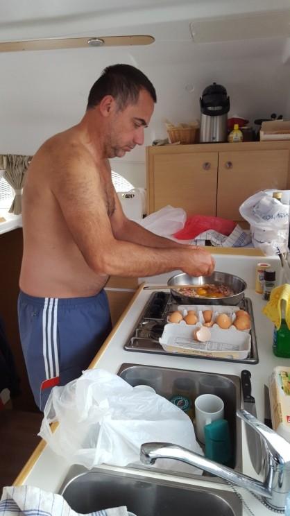 Frühstück - das letzte ...