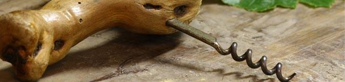 hagyományos dugóhúzó Korkenzieher