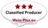 wassmann is certified producer by wein-plus - the european wine network
