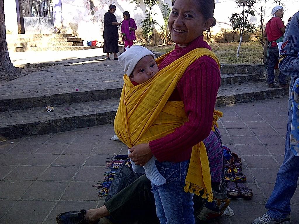 la mama feliz