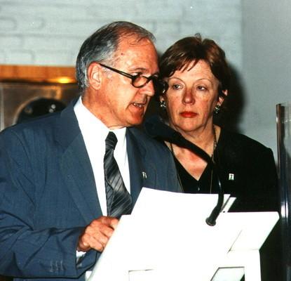 Fernando y Martha Pereyra