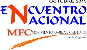 logo encuentro nacional MFC 2015