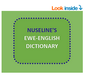 EBOOK of the Nuseline's Ewe-English Dictionary