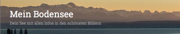 Alles rund um den Bodensee - zb.: Tiefgang-Bodensee
