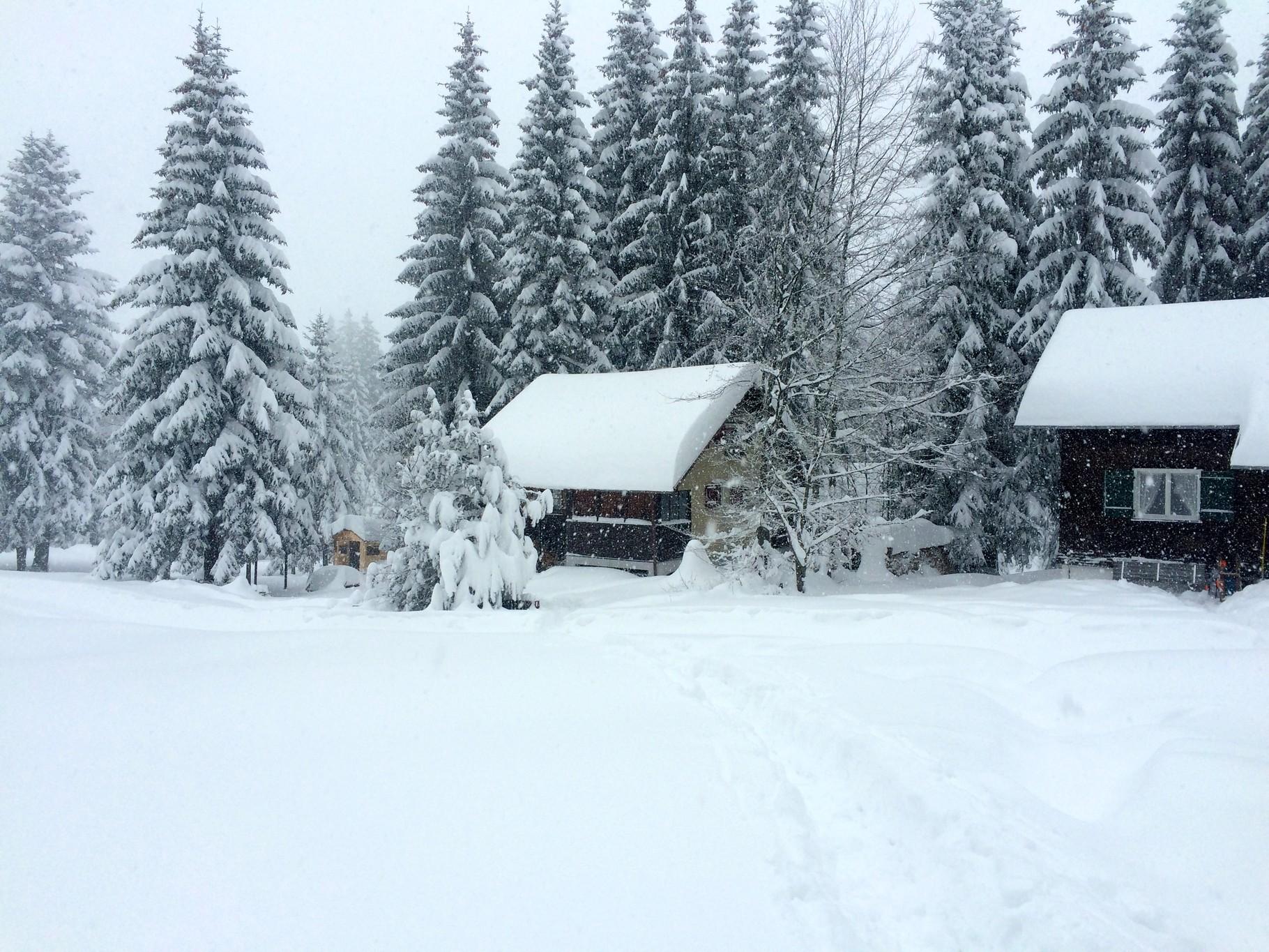 Bödele Hütte elisabeth2