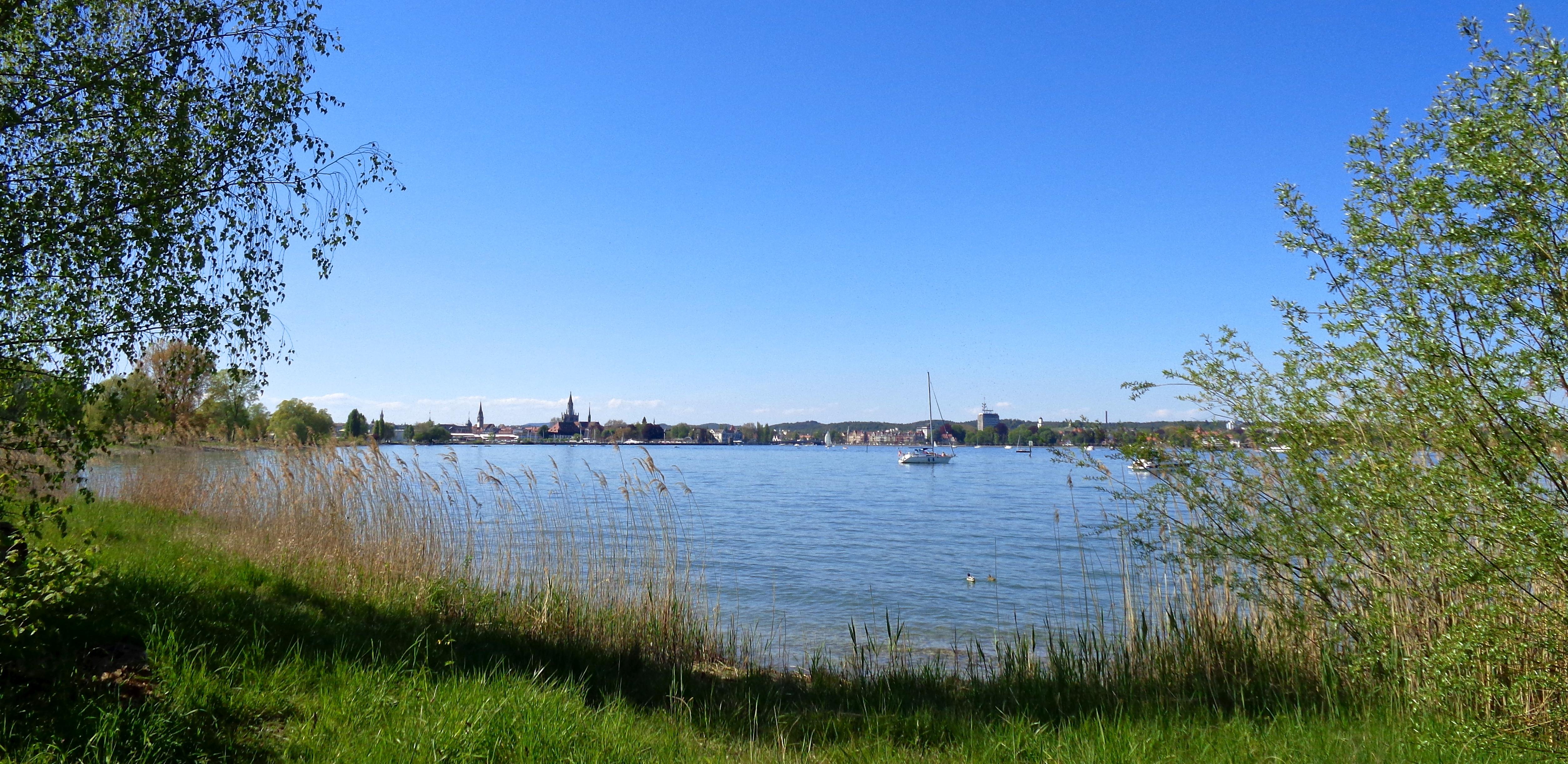 Von Kreuzlingen aus zum Stadtbummel nach Konstanz